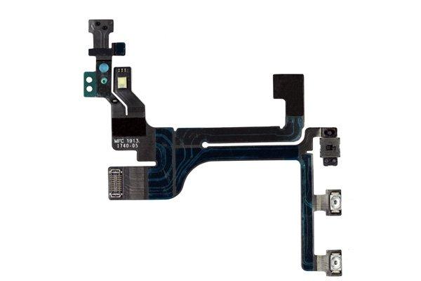 【ネコポス送料無料】iPhone5c パワー&ボリューム&マナーフレックスケーブル  [1]