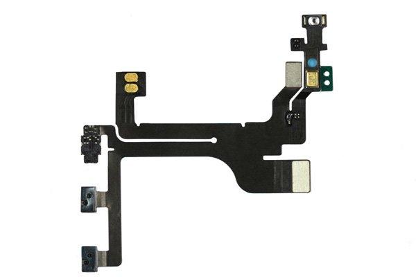 【ネコポス送料無料】iPhone5c パワー&ボリューム&マナーフレックスケーブル  [2]