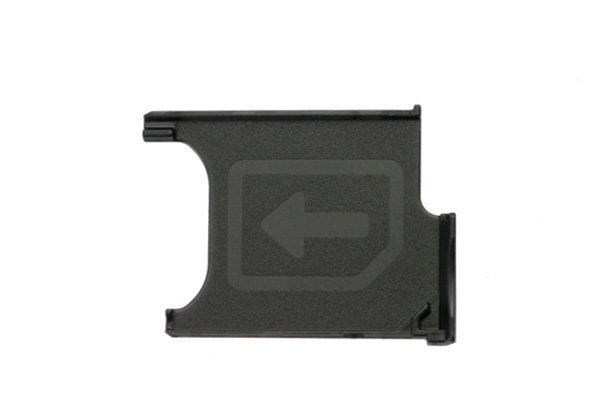 【ネコポス送料無料】Xperia Z Ultra (SOL24 C6833) SIMカードトレイ  [1]
