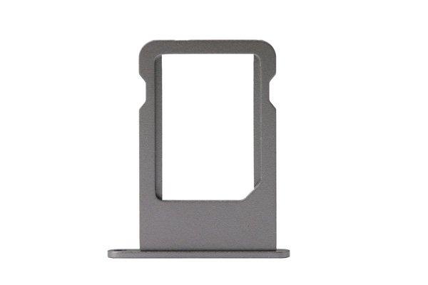 【ネコポス送料無料】Apple iPhone5s ナノSIMカードトレイ スペースグレイ  [1]