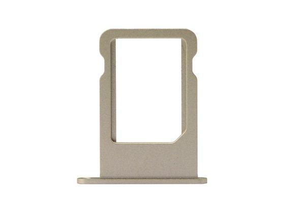 【ネコポス送料無料】Apple iPhone5s ナノSIMカードトレイ ゴールド  [1]