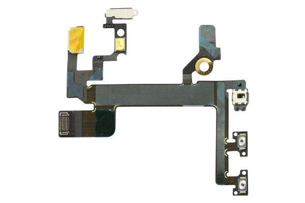 【ネコポス送料無料】iPhone5s パワー&ボリューム&マナーフレックスケーブル  [1]