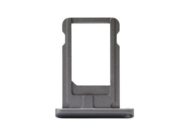 【ネコポス送料無料】Apple iPad mini2 SIMカードトレイ スペースグレイ  [2]
