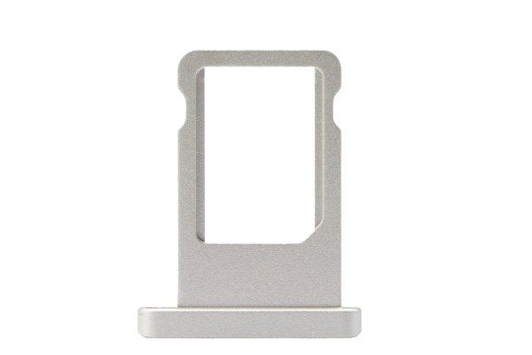 【ネコポス送料無料】Apple iPad mini2 SIMカードトレイ シルバー  [1]