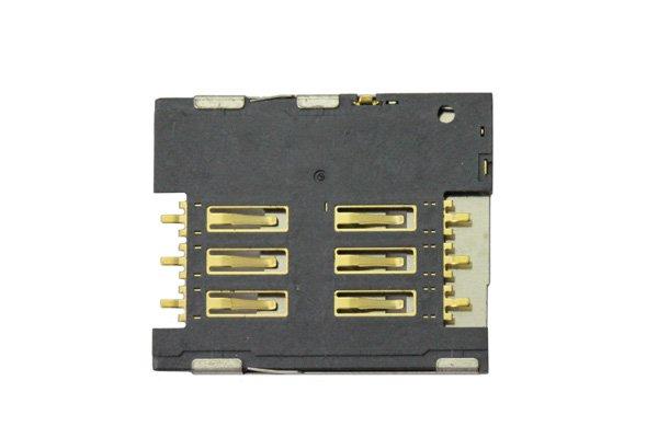 Xperia Play (R800 SO-01D) SIMスロット 交換修理 [2]