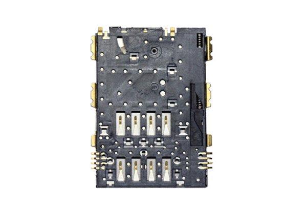 SAMSUNG Galaxy Tab (SC-01C) SIMスロット 交換修理 [2]