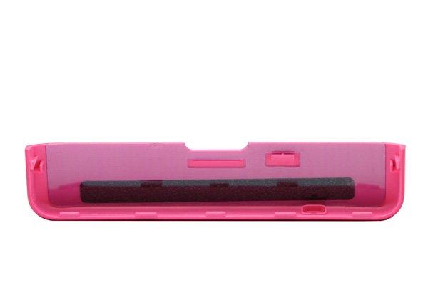 【ネコポス送料無料】Xperia VL (SOL21) VC (LT25c) ボトムカバー 全4色  [2]