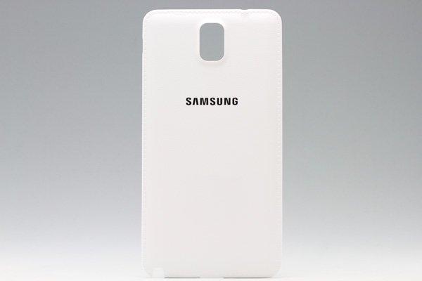 【ネコポス送料無料】Galaxy Note3 (SM-N900 SCL22 SC-01F) バッテリーカバー 全2色  [3]