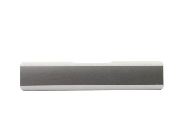 【ネコポス送料無料】Xperia Z1 (SO-01F C690X L39h) キャップセット ホワイト  [4]