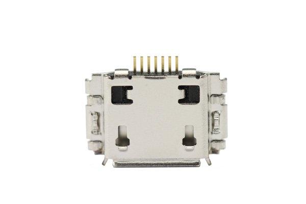Galaxy Note (SC-05D GT-N7000) マイクロUSBコネクター 交換修理 [1]