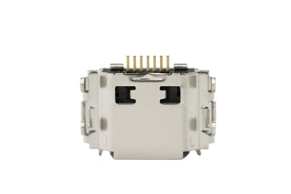 Galaxy Note (SC-05D GT-N7000) マイクロUSBコネクター 交換修理 [2]