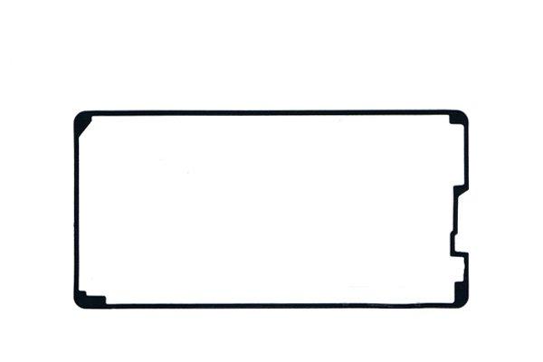 【ネコポス送料無料】Xperia A (SO-04E) ZR (M36h) フロントパネル用両面テープ  [1]