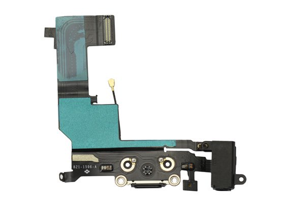 【ネコポス送料無料】iPhone5s ライトニングコネクターケーブル 全2色  [3]