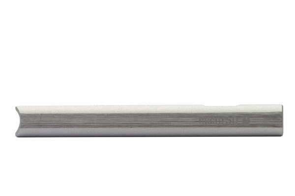【ネコポス送料無料】Xperia Z Ultra (SOL24 C6833) キャップセット シルバー  [4]