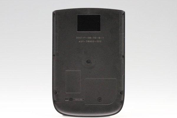【ネコポス送料無料】Blackberry Torch 9810 バッテリーカバー シルバー  [2]