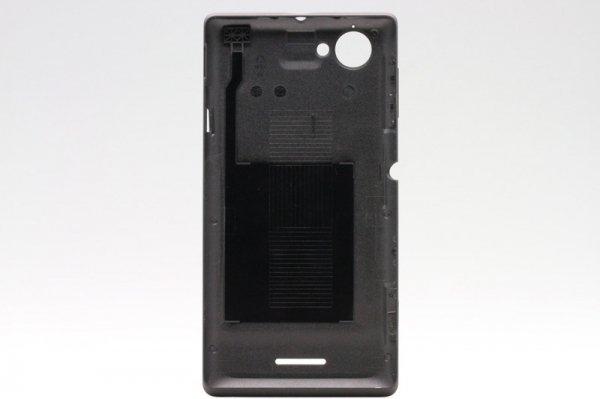 【ネコポス送料無料】Xperia L (S36h) バッテリーカバー 全3色  [2]