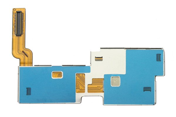 【ネコポス送料無料】Optimus G Pro(LG-F240S/K/L) SIMスロット & SDスロット ケーブルASSY  [2]