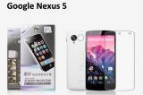 【ネコポス送料無料】Google Nexus5 (LG D821) 液晶保護フィルムセット アンチグレアタイプ