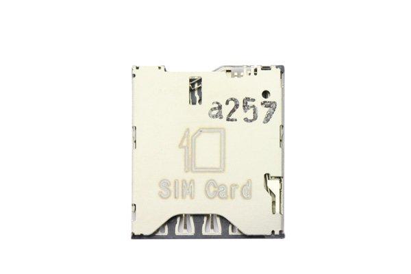 Xperia ZL (L35 C6502) SIMスロット 交換修理 [1]