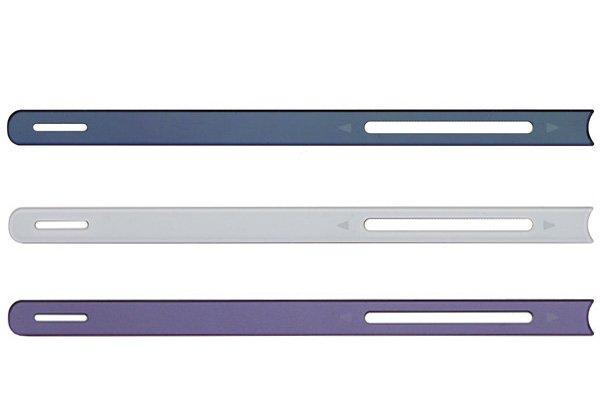 【ネコポス送料無料】Xperia Z (C6603 SO-02E) サイドプレート ボリュームキー側 全3色  [1]