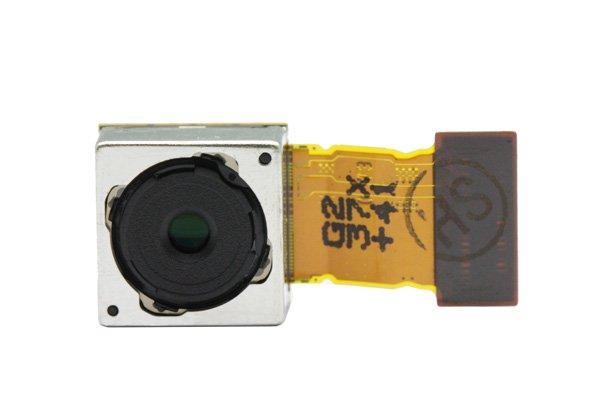 【ネコポス送料無料】Xperia Z1 (SO-01F C690X L39h) リアカメラモジュール  [1]