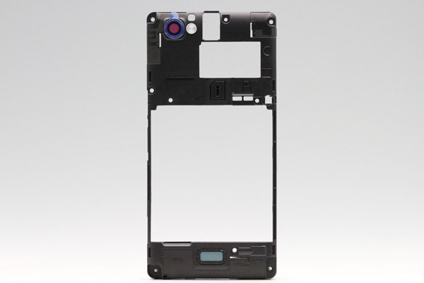 【ネコポス送料無料】Xperia M (C1905) ミドルフレーム  [1]