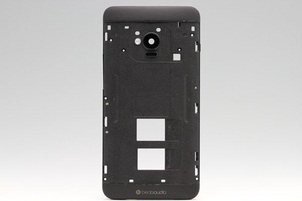 【ネコポス送料無料】HTC J One (HTL22) ミドルケース 全2色  [1]