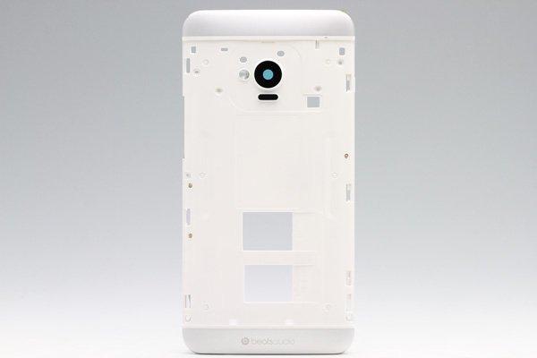 【ネコポス送料無料】HTC J One (HTL22) ミドルケース 全2色  [3]