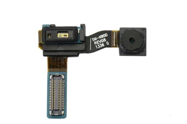 【ネコポス送料無料】Galaxy Note3 (SM-N900 SC-01F SCL22) フロントカメラASSY  [1]