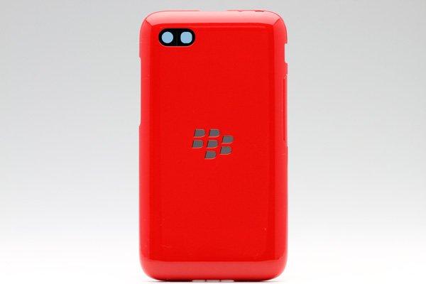 【ネコポス送料無料】Blackberry Q5 バッテリーカバー 全4色  [1]