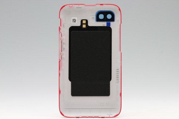 【ネコポス送料無料】Blackberry Q5 バッテリーカバー 全4色  [4]