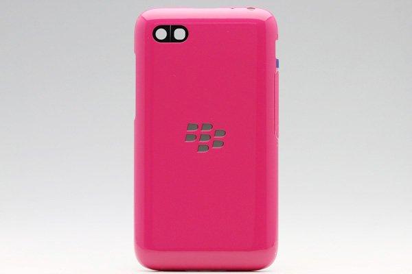 【ネコポス送料無料】Blackberry Q5 バッテリーカバー 全4色  [5]