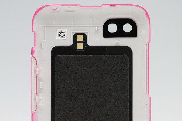 【ネコポス送料無料】Blackberry Q5 バッテリーカバー 全4色  [7]