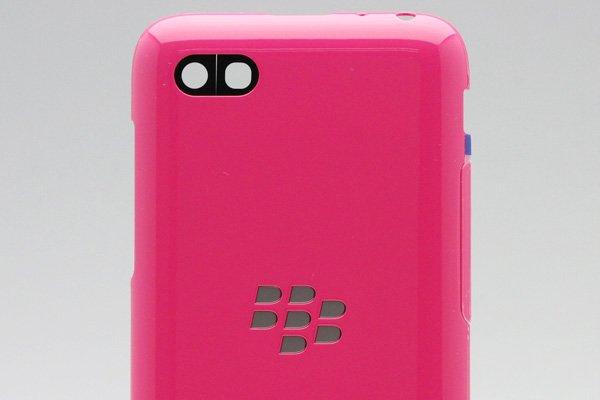 【ネコポス送料無料】Blackberry Q5 バッテリーカバー 全4色  [8]