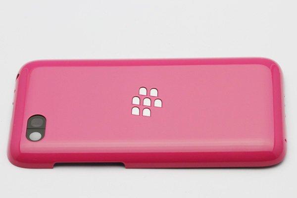 【ネコポス送料無料】Blackberry Q5 バッテリーカバー 全4色  [9]