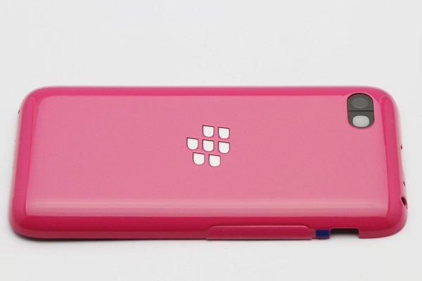 【ネコポス送料無料】Blackberry Q5 バッテリーカバー 全4色  [10]