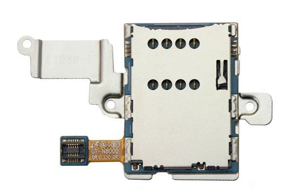 【ネコポス送料無料】GALAXY Note 10.1 (GT-N8000) SIMスロットASSY  [1]