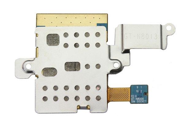 【ネコポス送料無料】GALAXY Note 10.1 (GT-N8000) SIMスロットASSY  [2]