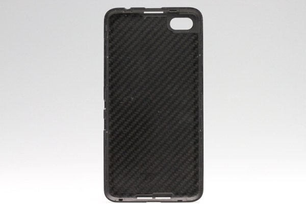 【ネコポス送料無料】Blackberry Z30 バッテリーカバー ブラック  [2]