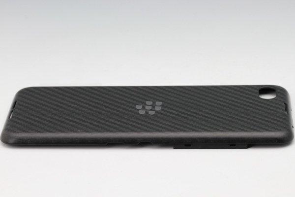 【ネコポス送料無料】Blackberry Z30 バッテリーカバー ブラック  [4]
