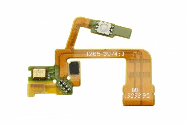 【ネコポス送料無料】Xperia ZL (C6503) マイク シャッターボタンケーブル  [1]