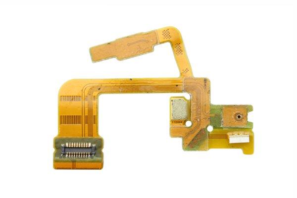 【ネコポス送料無料】Xperia ZL (C6503) マイク シャッターボタンケーブル  [2]