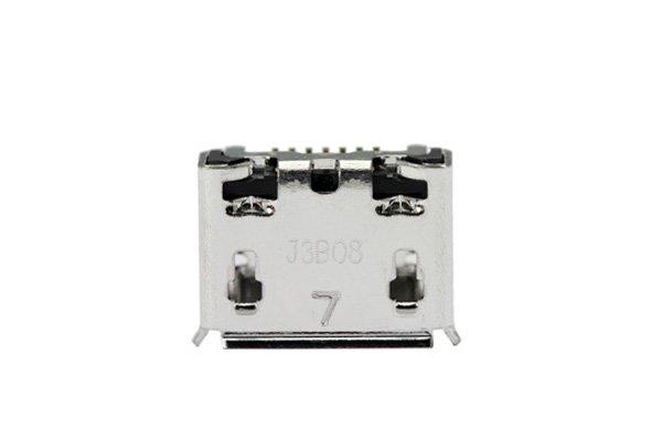 Galaxy S2 (SC-02C GT-I9100) マイクロUSBコネクター 交換修理 [1]