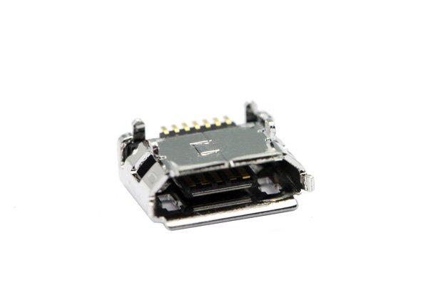 Galaxy S2 (SC-02C GT-I9100) マイクロUSBコネクター 交換修理 [3]