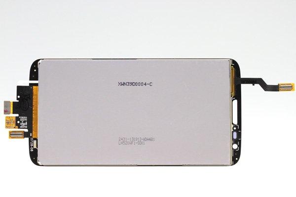 LG G2 L-01F フロントパネル ホワイト  [2]