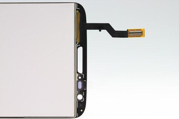 LG G2 L-01F フロントパネル ホワイト  [4]