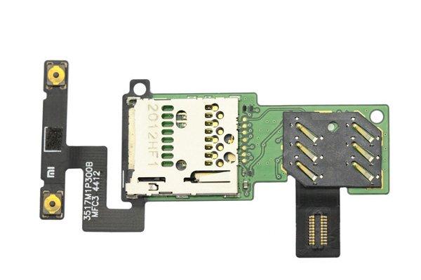 【ネコポス送料無料】Xiaomi (小米) Mi1 SIM & SD スロットケーブルASSY  [1]