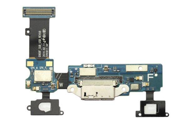 【ネコポス送料無料】Galaxy S5 (SM-G900F) マイクロUSB3.0コネクターケーブルASSY  [1]
