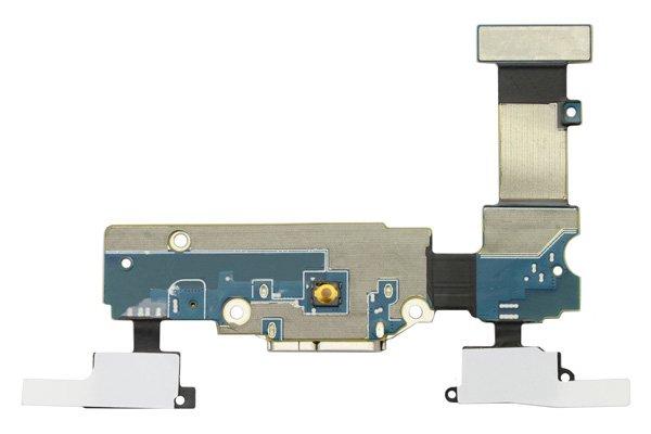 【ネコポス送料無料】Galaxy S5 (SM-G900F) マイクロUSB3.0コネクターケーブルASSY  [2]