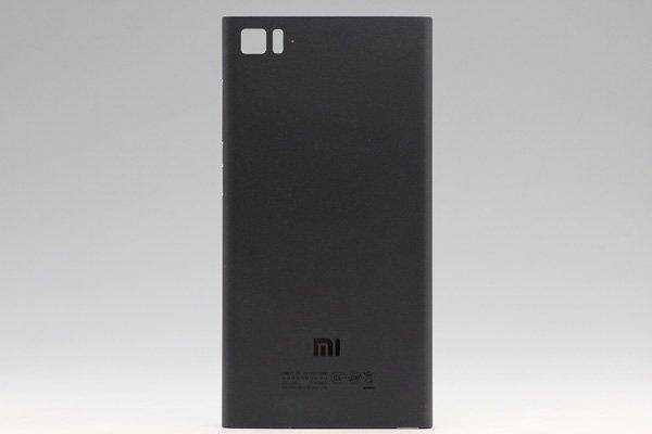 【ネコポス送料無料】Xiaomi (小米) Mi3 バックカバー 全3色  [1]